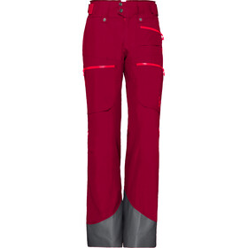 Norrøna Lofoten Gore-Tex Insulated Pants Damen rhubarb